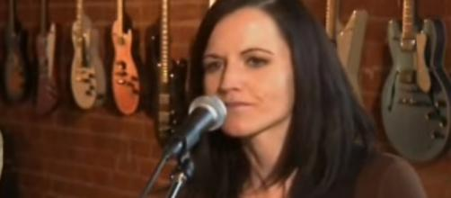 Dolores O'Riordan of the Cranberries has died - Image credit - Celtic Yodels | YouTube