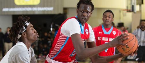 El hijo del mítico Manue Bol apunta a la NBA: elige universidad ... - kiaenzona.com