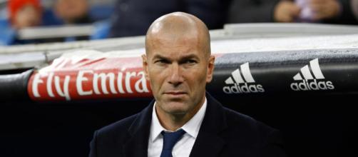 Football Coupe d'Europe - Real : Comme Buffon, Zidane prie pour ... - foot01.com