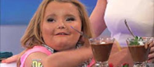 Honey Boo Boo in 2015 on 'The Doctors.' - [The Doctors / YouTube screencap]