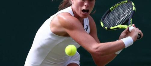 Johanna Konta confident she's back on right track ahead of Grand Slam in Australia ... pic - shropshirestar.com