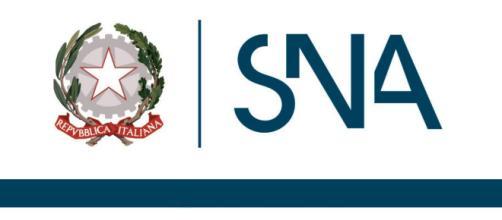La Scuola Nazionale dell'Amministrazione ha sede a Roma e Caserta