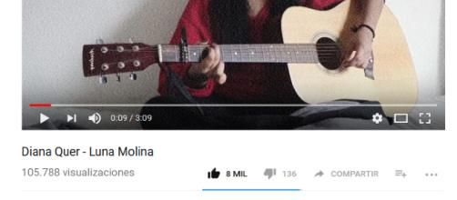 Luna Molina, la cantautora de Salou que emocionó al mundo con su canción sobre Diana Quer