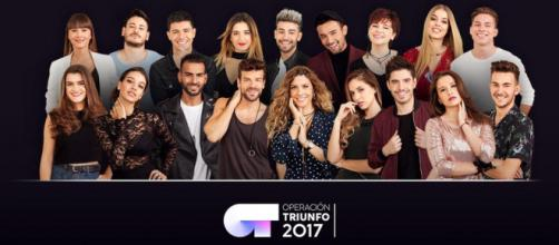 Operación Triunfo: Estos son los 18 concursantes de OT 2017 - lavanguardia.com