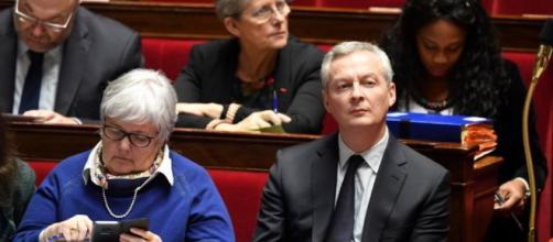 Pas de nouvel impôt», promet Bruno Le Maire - Libération - liberation.fr