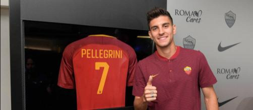 Pellegrini, un footballeur très puissant !