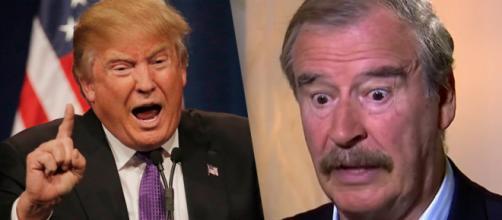 Vicente Fox, l'ancien président mexicain, tacle encore une fois Donald Trump !