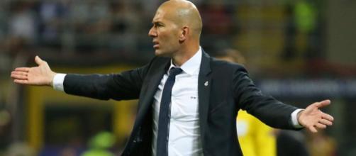 Zidane pourrait quitter le Real Madrid !