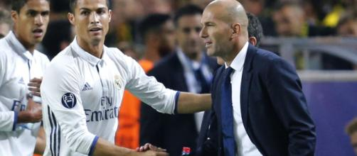 Zidane souhaite briller face au Paris Saint-Germain