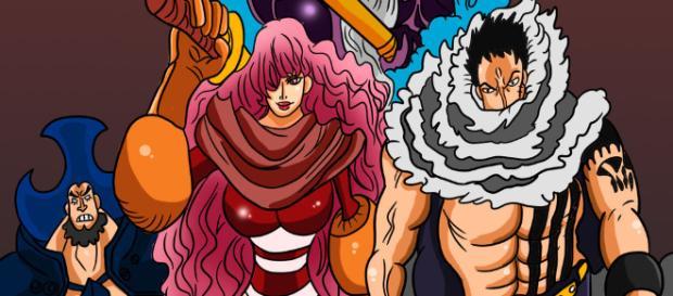 Big Mom Pirates (One Piece CH. 868) by bryanfavr on DeviantArt - deviantart.com