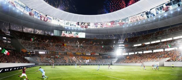 La Roma tendrá nuevo estadio, teniendo como modelo la explotación del Camp Nou