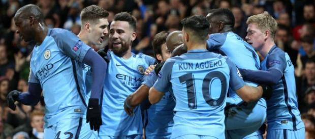 Manchester City é um dos melhores times na Europa
