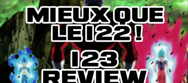 Review DBS 123 : Mieux que le 122 de Yûya Takahashi ?!