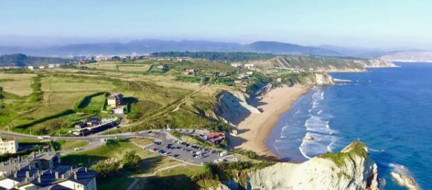 Uribe kosta. Playas de Sopelana y Barinatxe.
