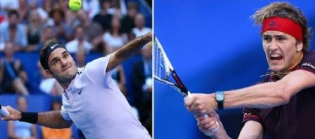Will Roger Federer lead the charge of the Big 4? Or Will Sacha Zverev usher a new era in men's tennis? – [image credit: Raz Ols/Youtube]