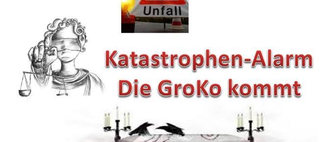 GroKo: Die Mehrheit der Wähler wird ignoriert