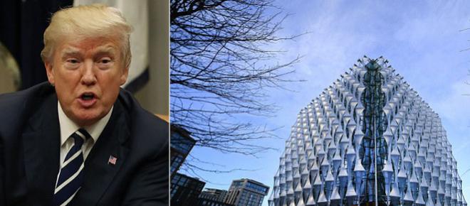 EXCLUSIV: Trump își anulează vizita la Londra invocând un motiv uluitor