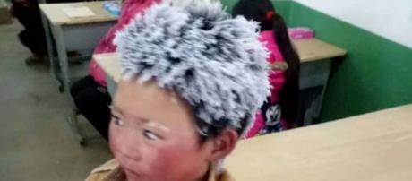 """La storia di """"Fiocco di neve"""", il bambino cinese che ha commosso ... - diregiovani.it"""