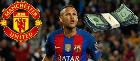 Manchester United pone 200 millones de euros por Neymar - Diez ... - diez.hn
