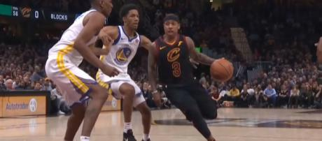 Cavaliers stars have complained about Isaiah Thomas Photo via MLG Highlights Youtube channel