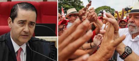Presidente do TRF4, Carlos Eduardo Thompson Flores, fez relatos de supostas ameaças