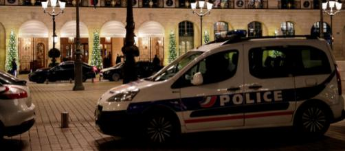 Braquage du Ritz : la voiture d'un des auteurs retrouvée brûlée ... - lepoint.fr