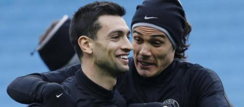 Cavani et Pastore de retour contre Nantes ?