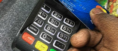 Chip and pin have simplified every day transactions. [Photo credit: Derek Richards / http://www.lifehance.co.uk ]