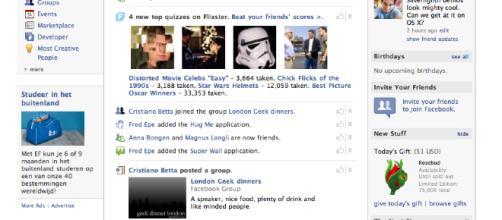 Facebook changing news feed [Source: Alper Cugun/Flickr]