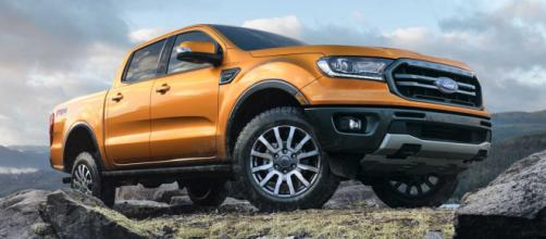 Ford Ranger 2019 - Image courtesy @Ford via Twitter
