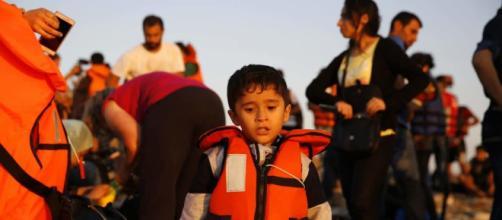 Le richieste di asilo, in Italia, da parte dei minori- blogspot.com