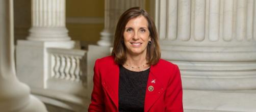 Martha McSally is running for the Senate [Image Credit: United States Congress/Wikimedia Commons]
