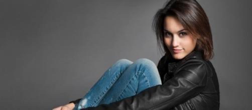 Megan Montaner, la famosa Pepa de Il Segreto in Lontano da te