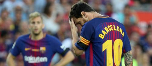 Messi, une malchance historique - Football - Sports.fr - sports.fr