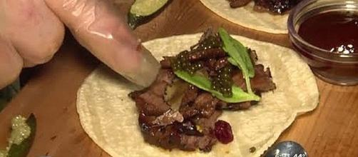 Michigan restaurant sells tacos at $60 each, but you have to buy three [Image: CBS Philly/YouTube screenshot]