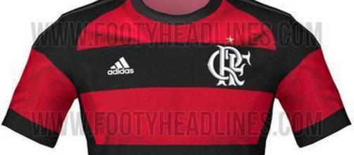 O Clube de Regatas Flamengo aposta mais uma vez num talento sul-americano