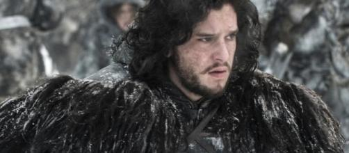 O personagem Jon Snow, de Game of Thrones