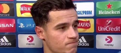 Philippe Coutinho is ranked second most expensive player behind compatriot Neymar _Image - Tru Kop LFC   YouTube