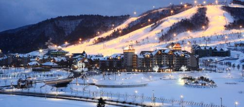 Pyeongchang is getting ready to host the 2018 Winter Olympics. [Image via Republic of Korea-Flickr]