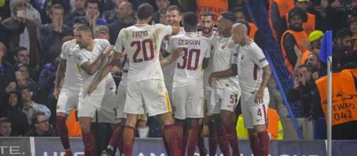 Roma show a Londra: 3-3 con il Chelsea - La Stampa - lastampa.it