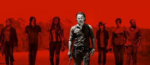 The Walking Dead, temporada 7 y sus episodio. - amc.com