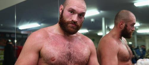 Tyson Furia regresa al ring para defender su cinturón