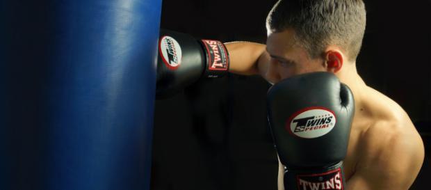 Boxer working out -- Mantas Lang/Flickr