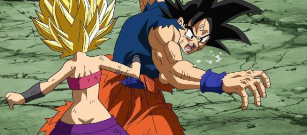 Dragon Ball Super 113: Goku demostró superioridad ante Caulifla y ... - amazonaws.com