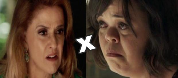 Endiabrada, Sophia vitima à própria filha anã em 'Outro Lado'