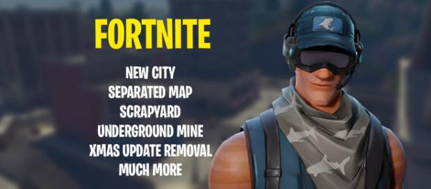"""New """"Fortnite"""" update will be huge. Image Credit: Own work"""