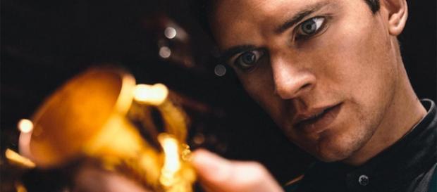 O ator Stefano Rossi interpreta Tom Riddle em filme feito por fãs. Foto: Divulgação.