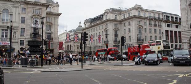 View of Soho, London (Image credit – joinai, Wikimedia Commons)