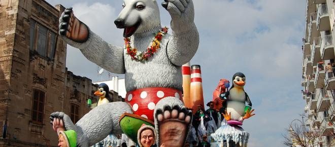 Carnevale di Putignano 2018: date e prezzi dei biglietti d'ingresso
