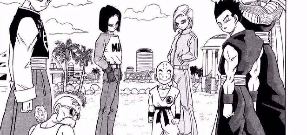 Dragon Ball Super Manga Kapitel 32
